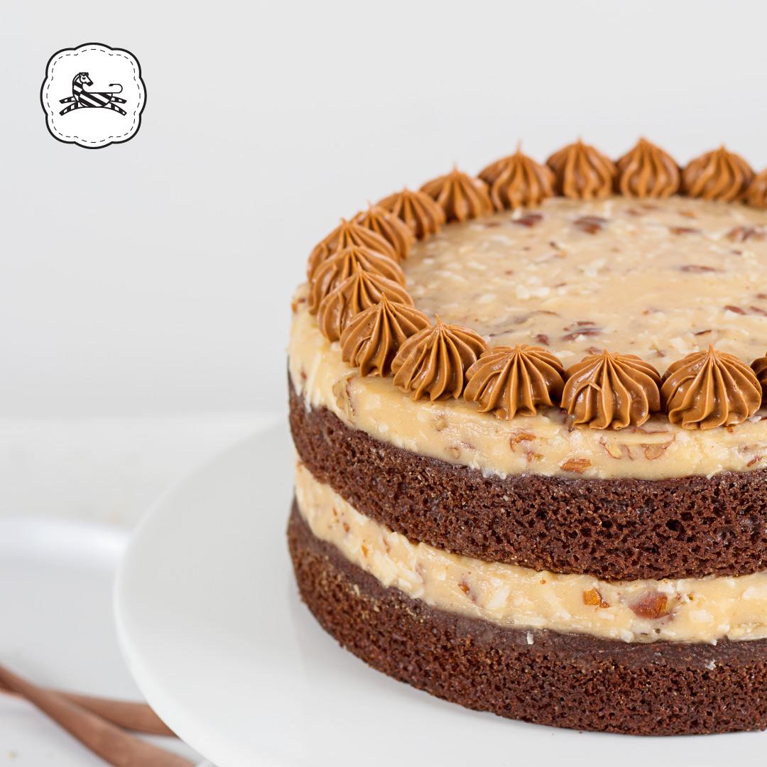 Sucrée – Los Pasteles de Luzma - Pasteles - Cakes - Pastel Alemán
