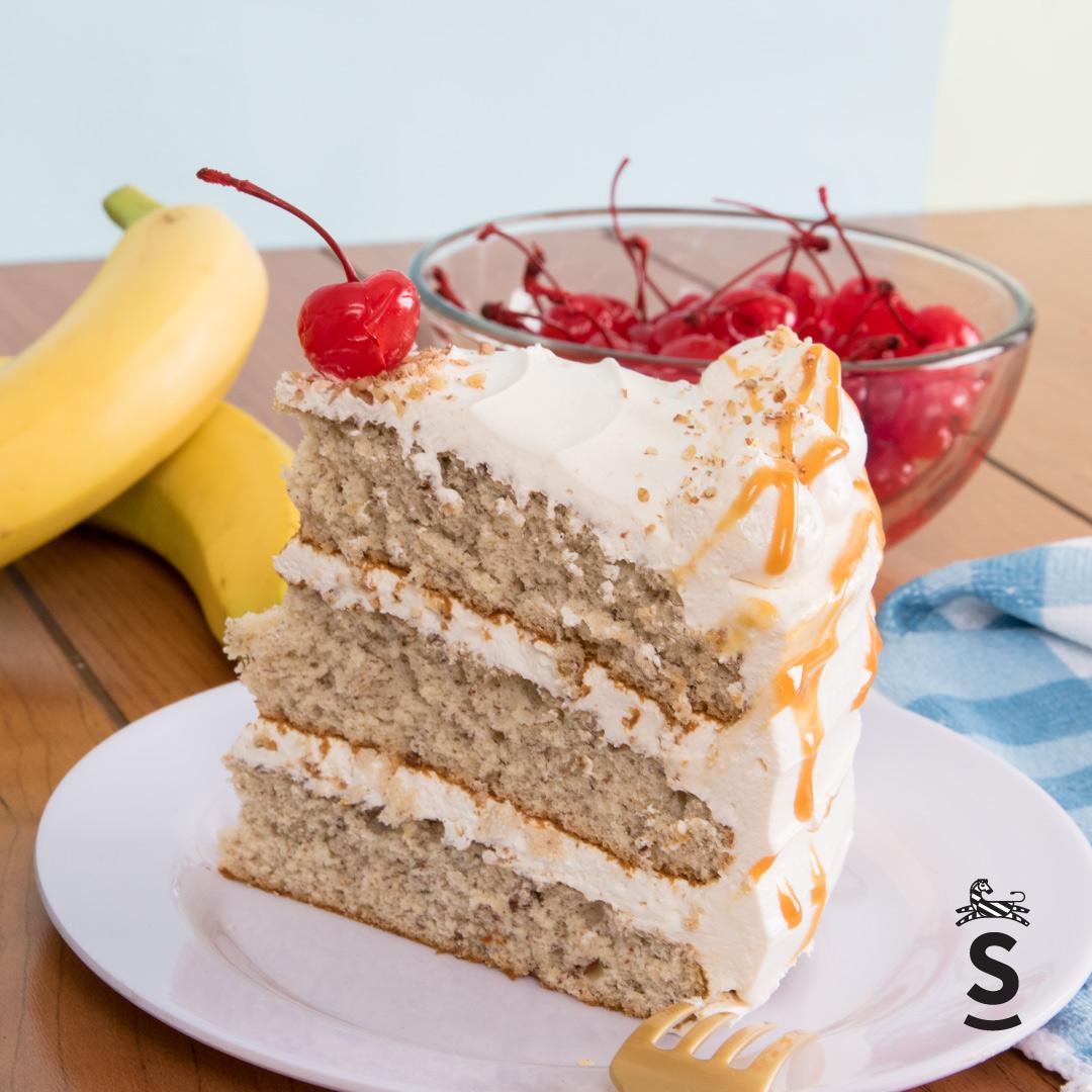Sucrée – Los Pasteles de Luzma - Pasteles - Cakes - Pastel de Plátano