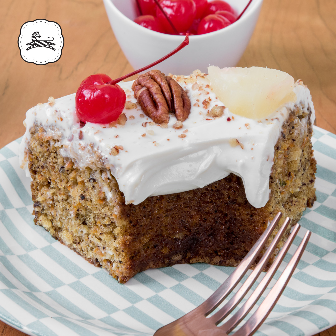 Sucrée - Los Pasteles de Luzma - Pasteles - Cakes - Rosca de Zanahoria