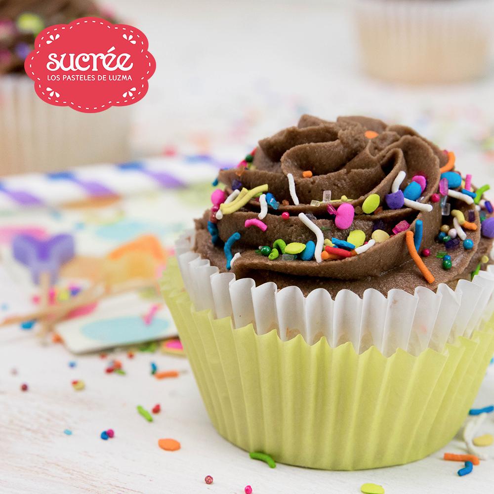Sucrée - Los Pasteles de Luzma - Noviembre - Happy Cupcakes